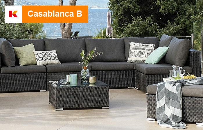 Casablanca B Gartenmöbel