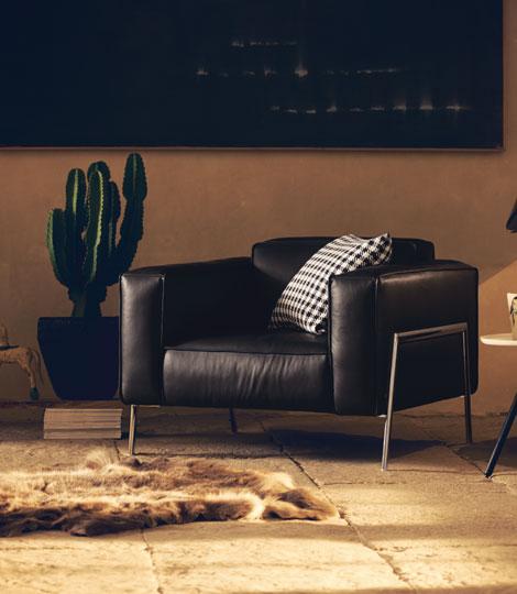 rolf benz polsterm bel markenm bel mit design qualit t bei m bel kraft. Black Bedroom Furniture Sets. Home Design Ideas