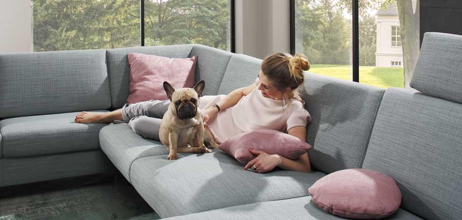 ein sofa von ewald schillig spezialist f r. Black Bedroom Furniture Sets. Home Design Ideas