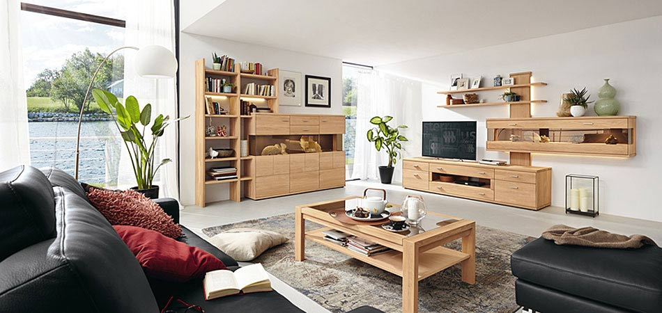 wohnen mit musterring qualit t design g nstiger kaufen bei m bel kraft. Black Bedroom Furniture Sets. Home Design Ideas