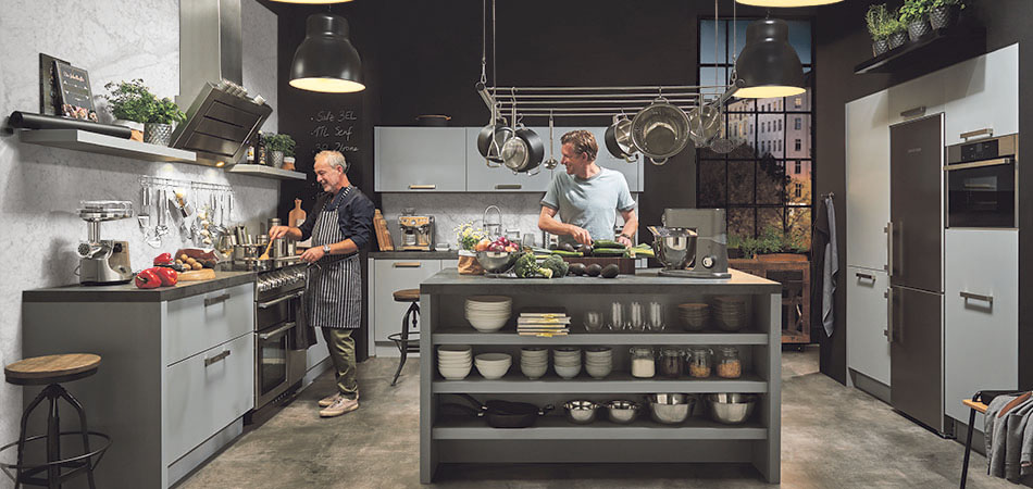 Küchen namhafter Hersteller - individuelle Beratung