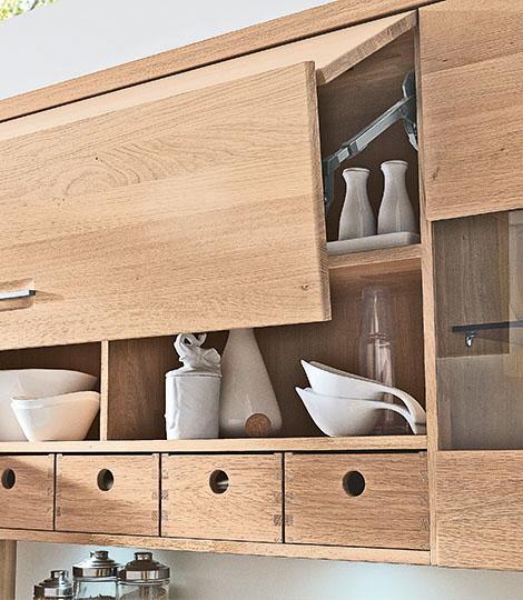 westerburg k chen designk chen aus holz bei m bel kraft. Black Bedroom Furniture Sets. Home Design Ideas