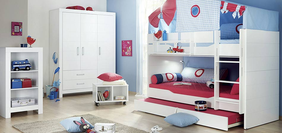 kinderzimmer m bel und ideen zur einrichtung m bel kraft. Black Bedroom Furniture Sets. Home Design Ideas
