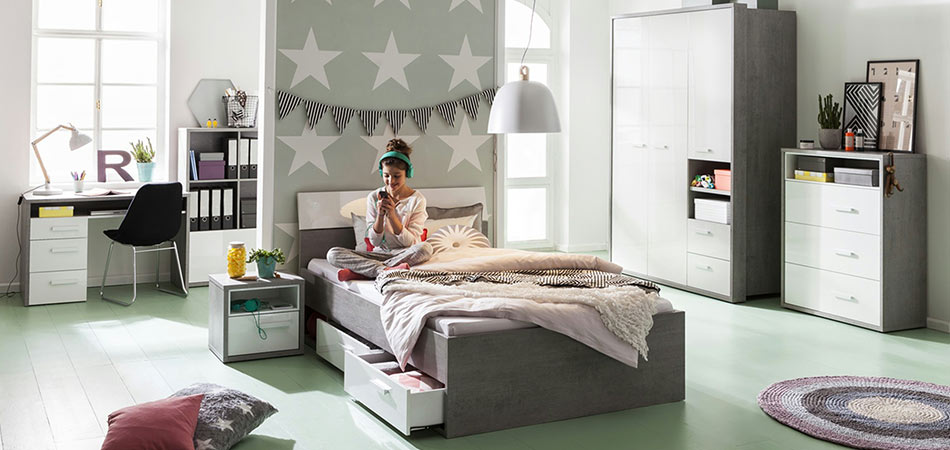 jugendm bel bei m bel kraft online kaufen m bel kraft. Black Bedroom Furniture Sets. Home Design Ideas