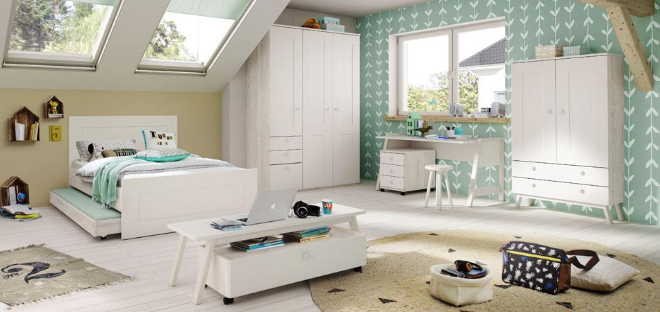 jugend m dchenzimmer mit begehbaren kleiderschrank ki58 startupjobsfa. Black Bedroom Furniture Sets. Home Design Ideas