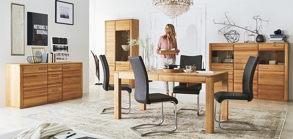 Esszimmer Ideen » Esszimmermöbel bei Möbel Kraft