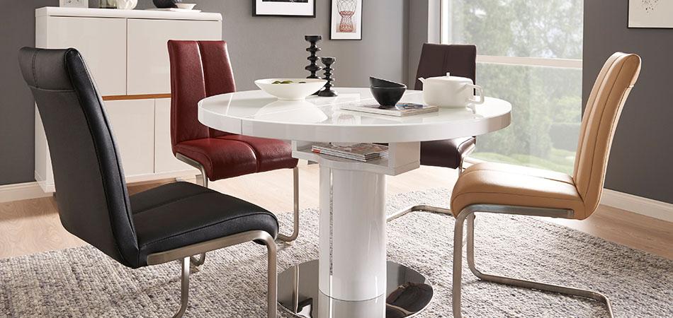 Esszimmer - Möbel und Einrichtungsideen bei Möbel Kraft