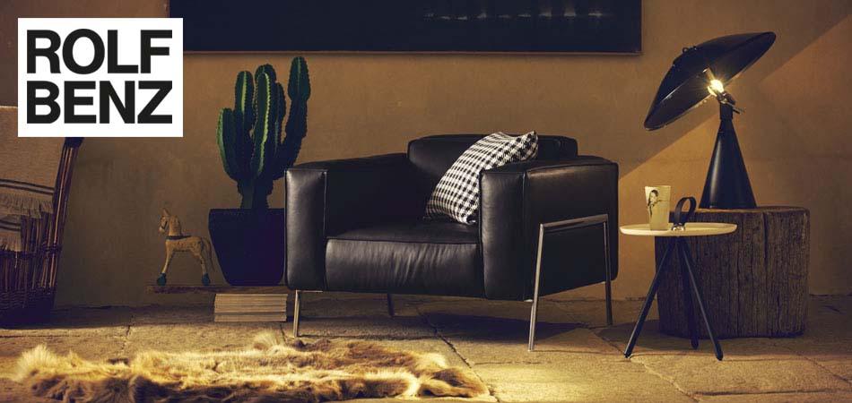 Rolf Benz Bacio - ein Sofa für jede Wohn- und Lebenslage - Möbel Kraft