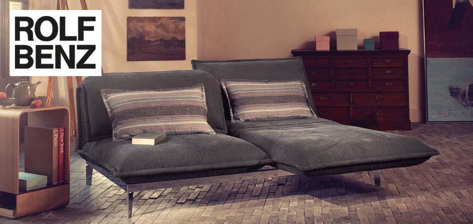 Rolf Benz Nova - ein Sofa zum Entspannen und Wegschweben - Möbel Kraft