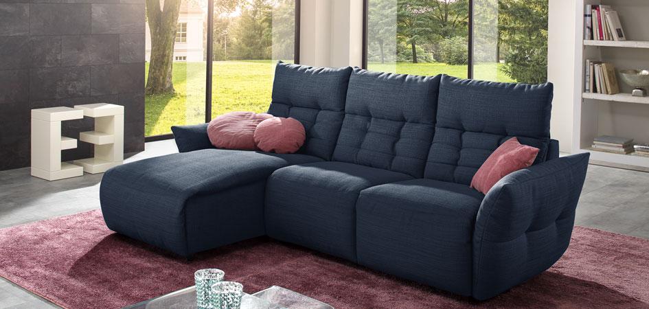 Ein Sofa von Ewald Schillig - Spezialist für Sitzgarnituren ...