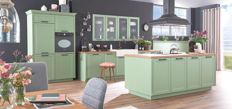 Küchen  Küchen namhafter Hersteller finden Sie bei Möbel Kraft