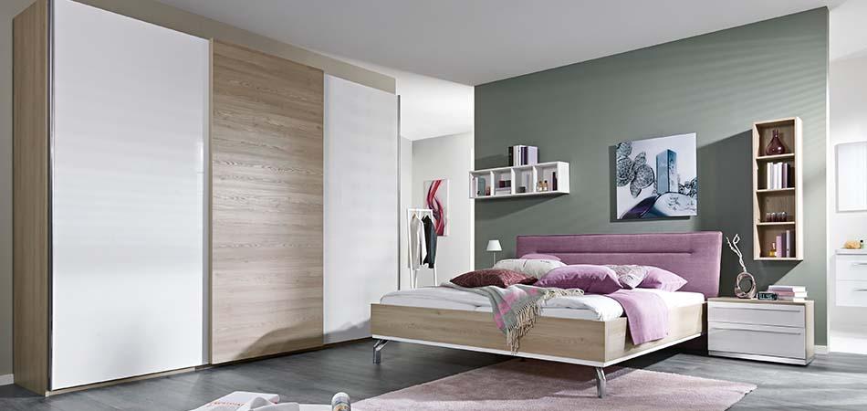 Loddenkemper Schlafzimmer Malaga