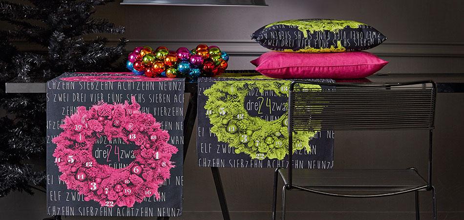 wohntextilien von apelt textile farbtupfer gro e. Black Bedroom Furniture Sets. Home Design Ideas
