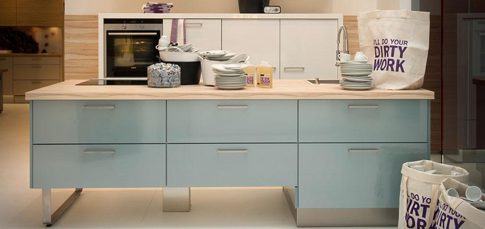 Modulküche nolte nova brilliant