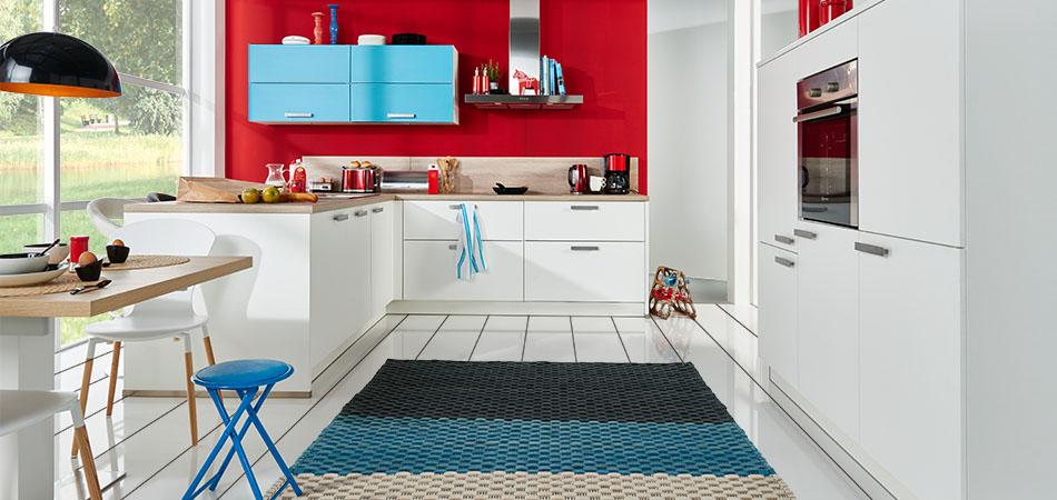 Einbauküchen mit elektrogeräten  Einbauküchen mit passenden Elektrogeräten bei Möbel Kraft