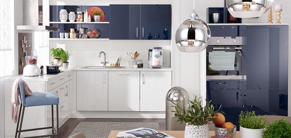 Küchenzeilen in großer Auswahl bei Möbel Kraft