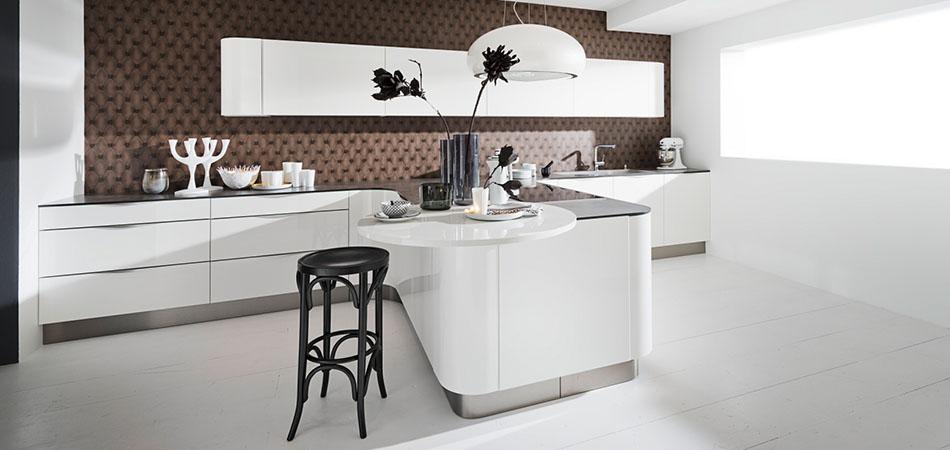 design k chen moderne optik technik bei m bel kraft. Black Bedroom Furniture Sets. Home Design Ideas