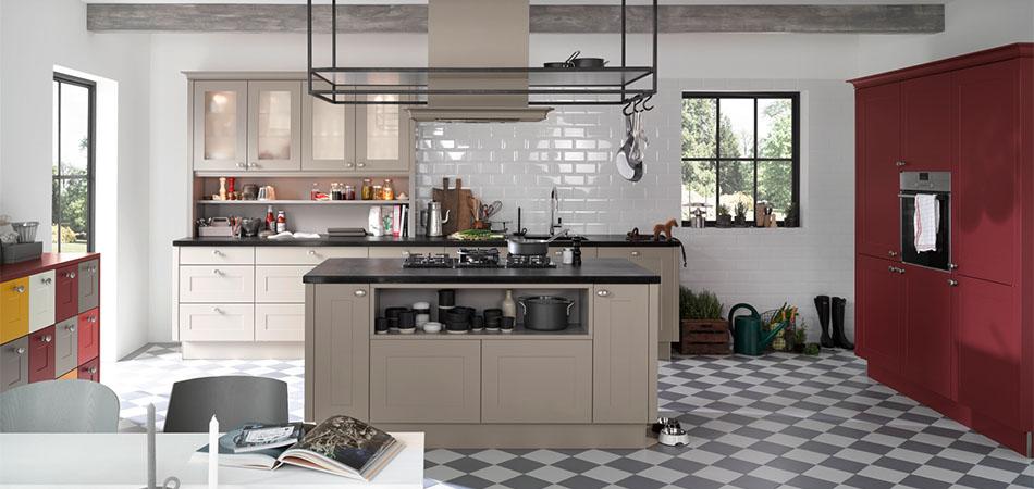 Country-Küchen - ländliche Behaglichkeit - Möbel Kraft
