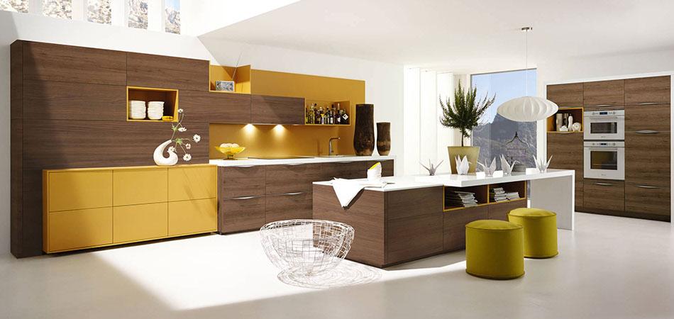 Moderne Küchen - aktuelle Küchentrends bei Möbel Kraft