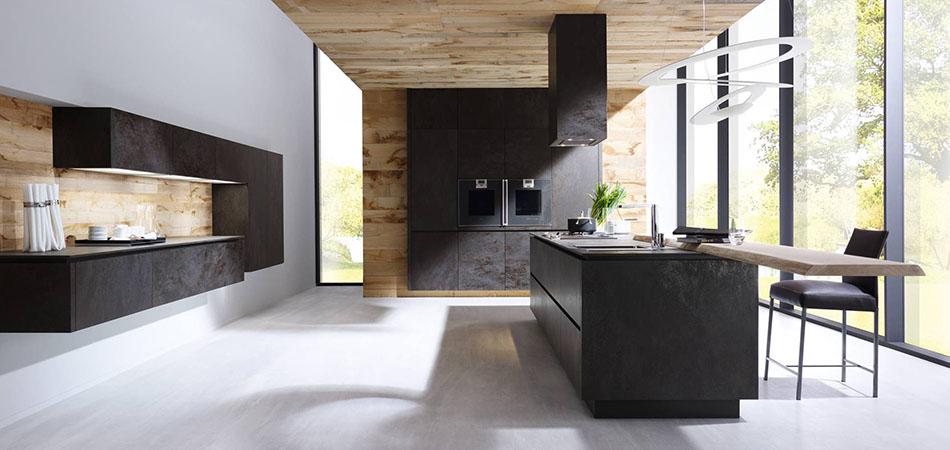 Schwarze Küchen: Die Edle Alternative - Möbel Kraft