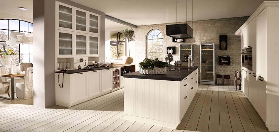 weiße küchen sind im trend - möbel kraft - möbel kraft