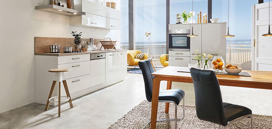 Smart Küchen Günstige Küchenträume Bei Möbel Kraft