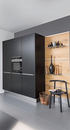 Nolte küchen grifflos  Nolte Küchen sind Made in Germany - Auswahl zu günstigen Preisen ...