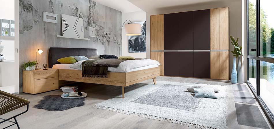 Schlafzimmer Loddenkemper Leno
