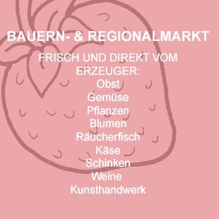 Bauern- und Regionalmarkt am 05. und 06. Mai
