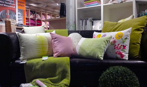 Impressionen Möbelhaus