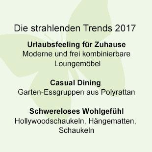 Gartenmöbel-Austellung 2017