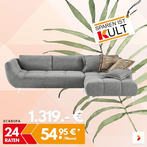 Graues Sofa Artikel 21405876