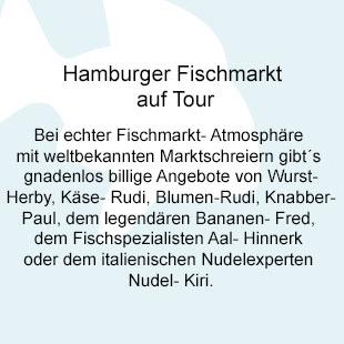 17. bis 19. August Fischmarkt
