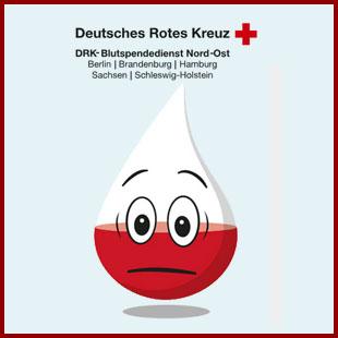 11. August DRK Blutspende