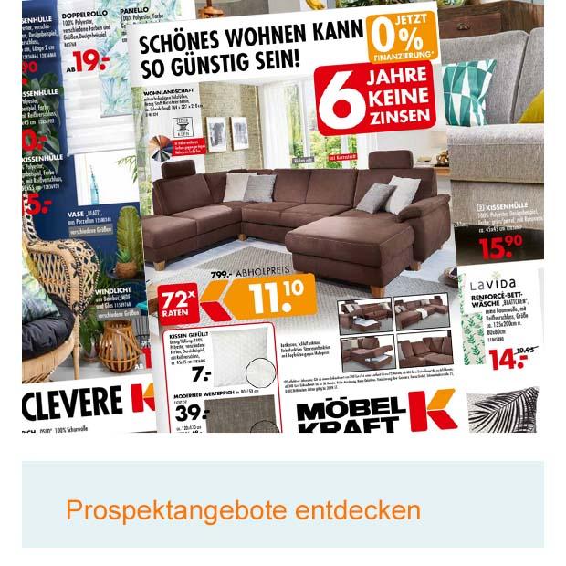Möbel Kraft Berlin Prospekt - Design
