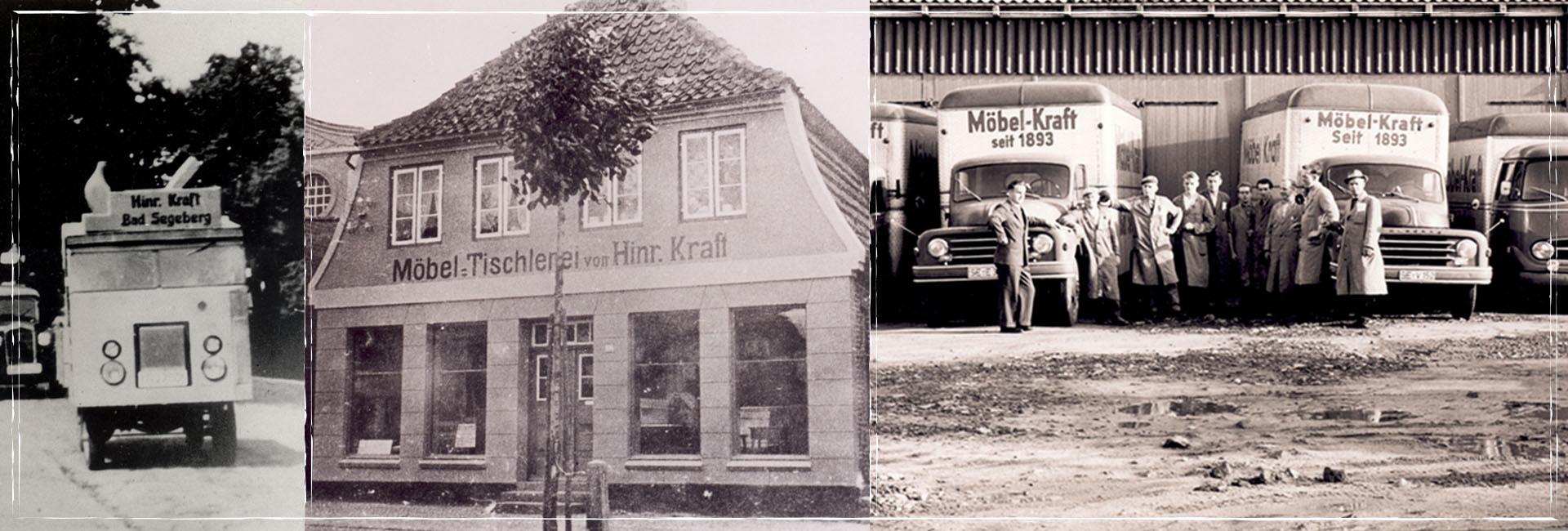 Möbel Kraft anno 1893