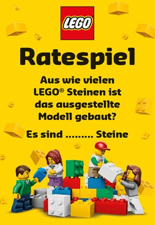 Gewinnspiel Lego bei Möbel Kraft Bad Segeberg