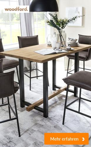 Möbel von Woodford