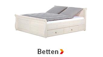 Betten finden
