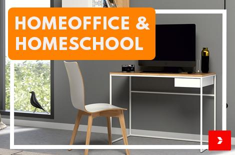 Homeoffice und Homeschooling