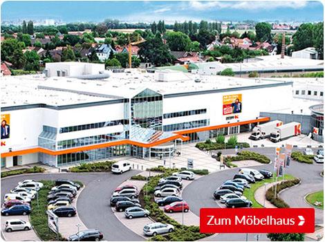 Zu Möbel kraft Erfurt / Elxleben