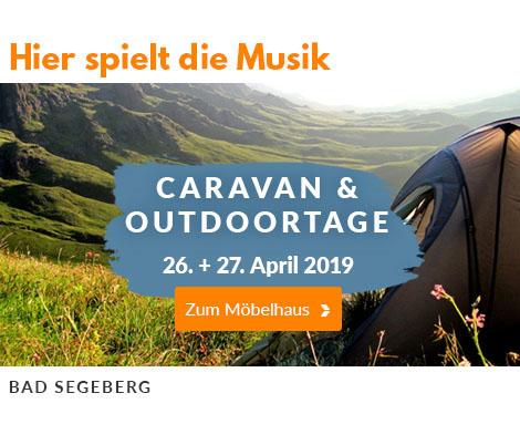 Große Caravan & Outdoormesse