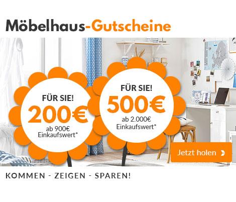 Gutscheine Möbelhaus