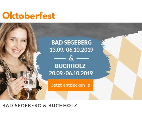 Oktoberfest Möbel Kraft Bad Segeberg und Buchholz