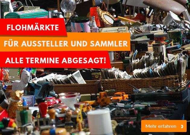 Flohmarkt bei Möbel Kraft in Bad Segeberg