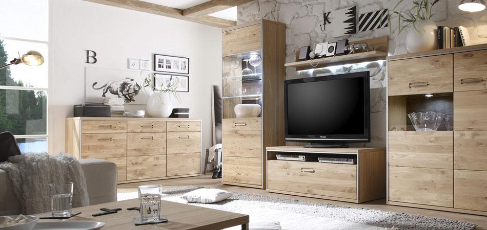 Wohnzimmer-Möbel und Einrichtungsideen bei Möbel Kraft