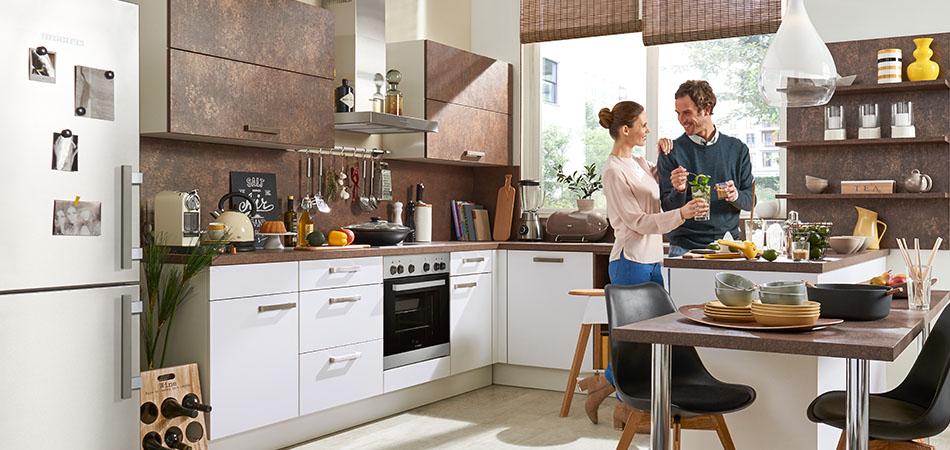 Küche 17238