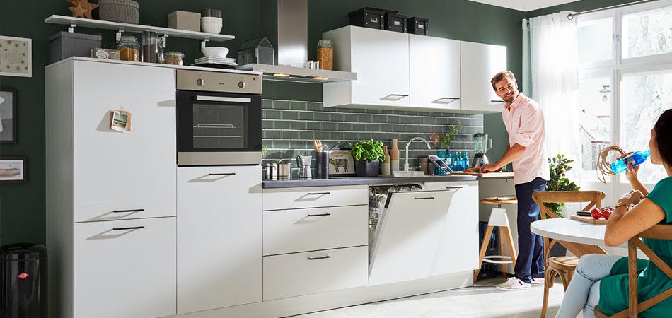Küche 17029