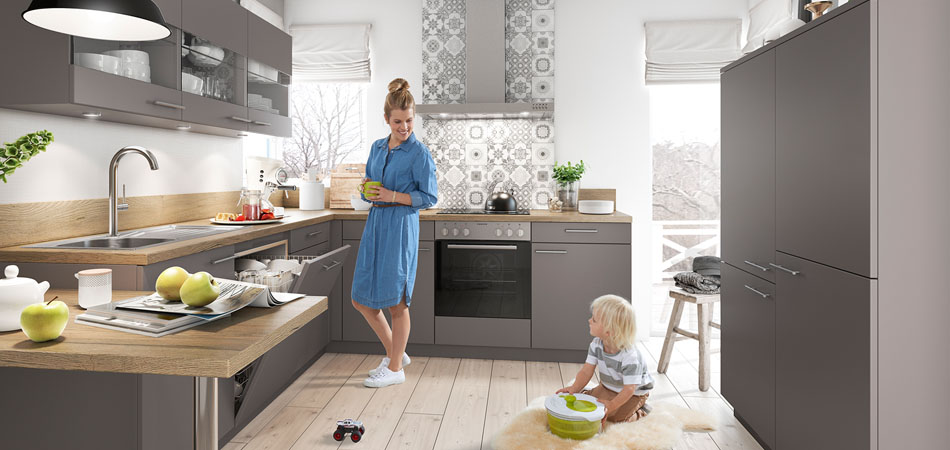 Küche 16381