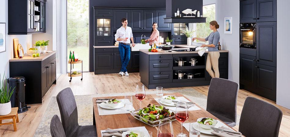Küche 17324